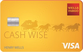 wells fargo cash wise visa card – $200 cash rewards bonus
